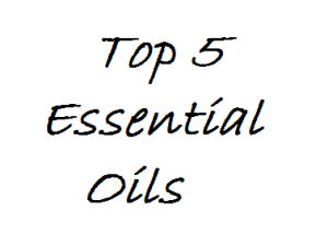 top5 ess oils